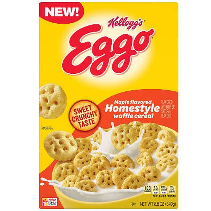 Céréales Eggo Homestyle, Kellogg's (250 g)