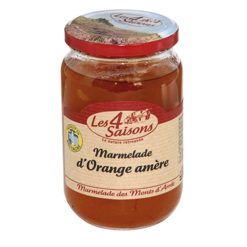 Marmelade d'oranges amères, Les 4 saisons (400 g)
