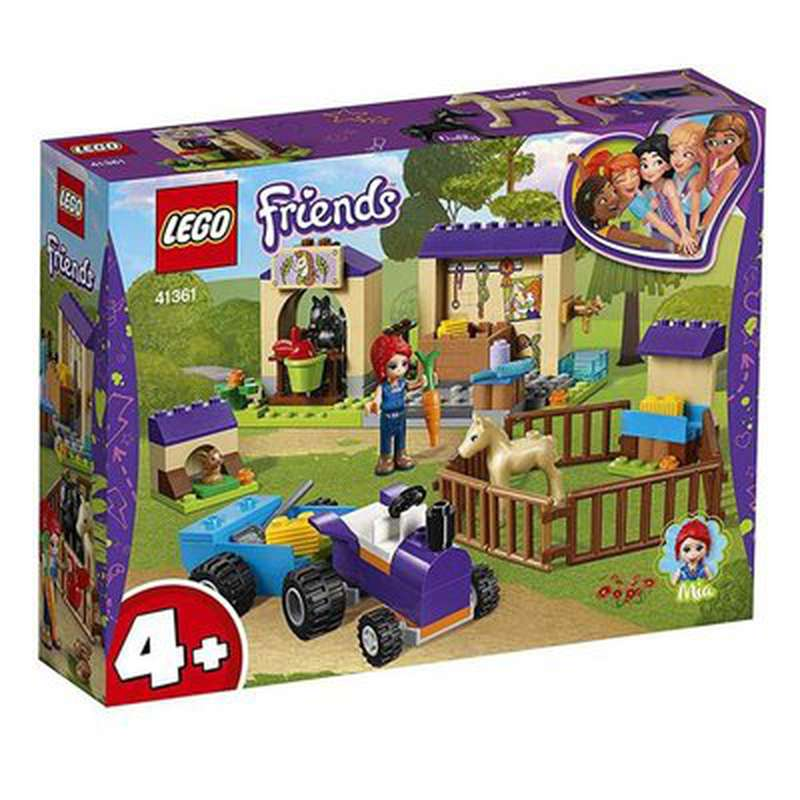 L'écurie de Mia, Lego