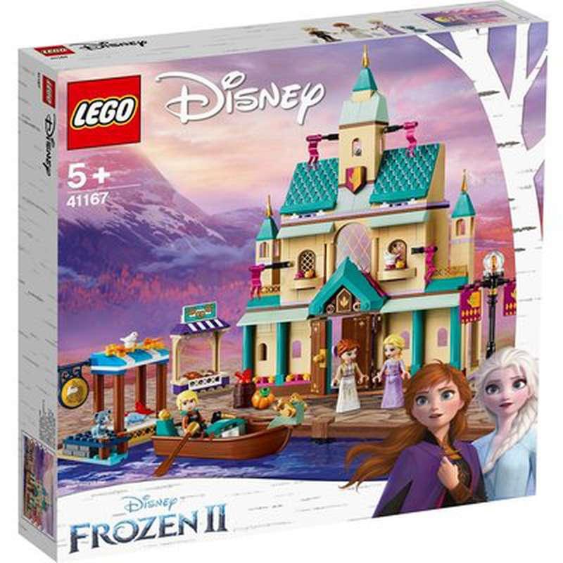 Le château d'Arendelle, Lego