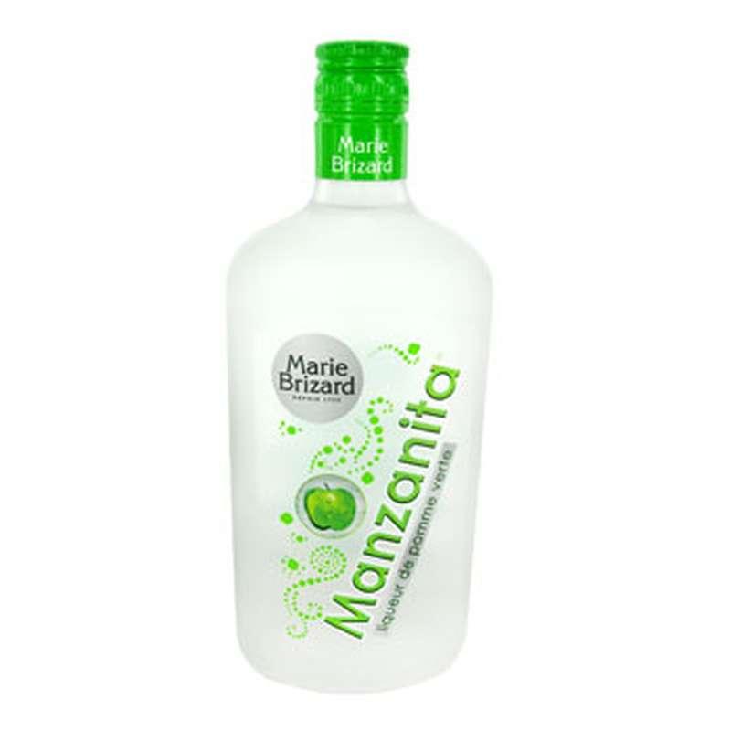 Liqueur de manzanita (70 cl)