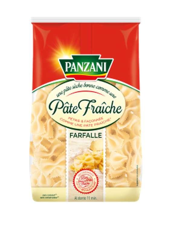 Farfalle qualité pâte fraîche, Panzani (400 g)