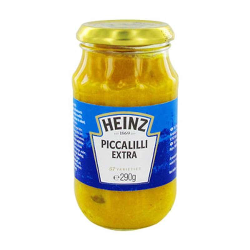 Piccalilli extra, Heinz (290 g)