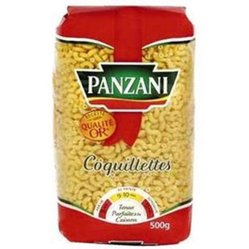 Coquillettes, Panzani (500 g)
