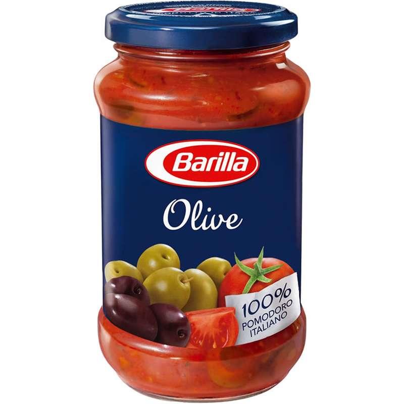 Sauce tomate olive, Barilla (400 g)