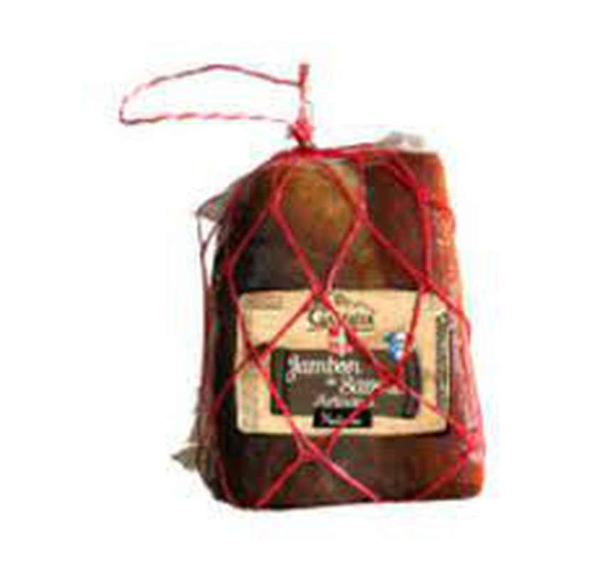 1/4 de jambon sec nature, Galibier (environ 400 - 500 g)