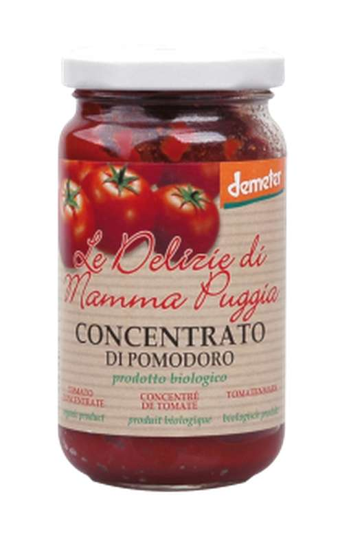 Concentré de tomate BIO, Le Delizie di Mamma  (200 g)