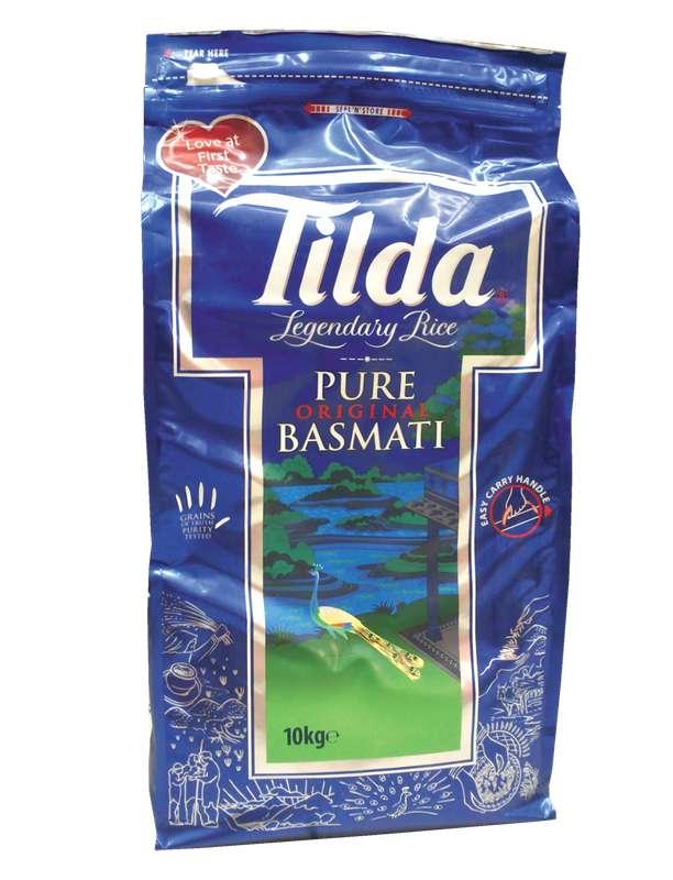 Riz Basmati Pure Original, Tilda (10 kg)