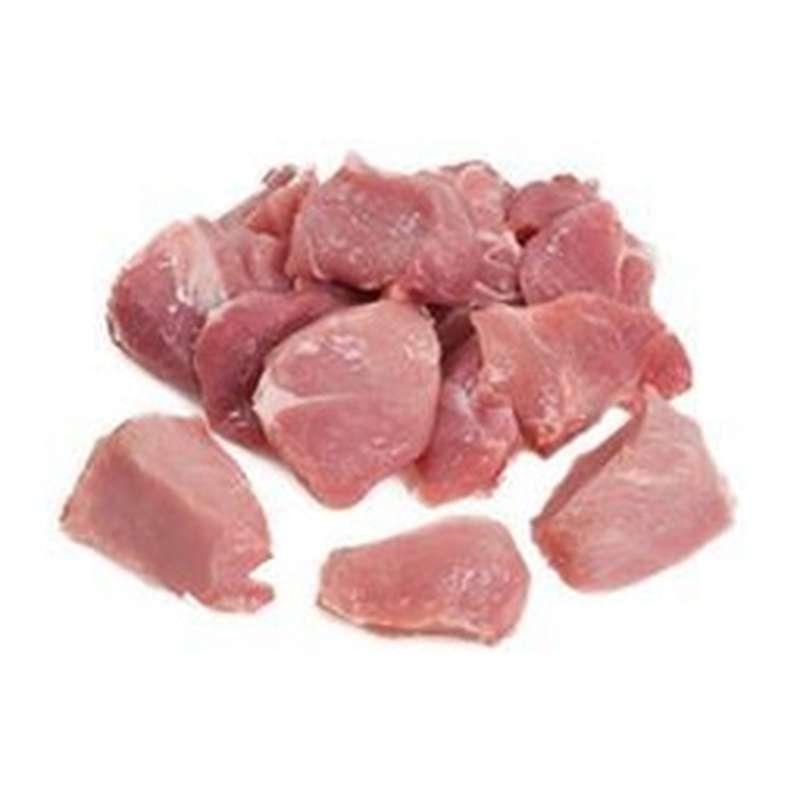Sauté de porc BIO (environ 300 - 350 g)