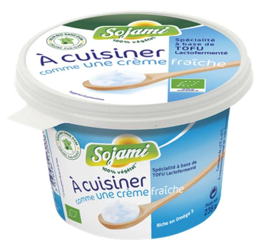 Sojami nature à cuisiner BIO, Le Sojami (235 g)
