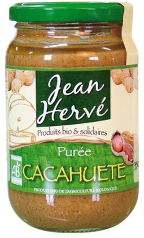 Purée de cacahuètes BIO, Jean Hervé (350 g)