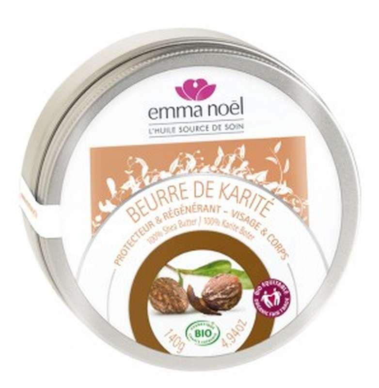 Beurre de karité, Emma Noel (140 g)