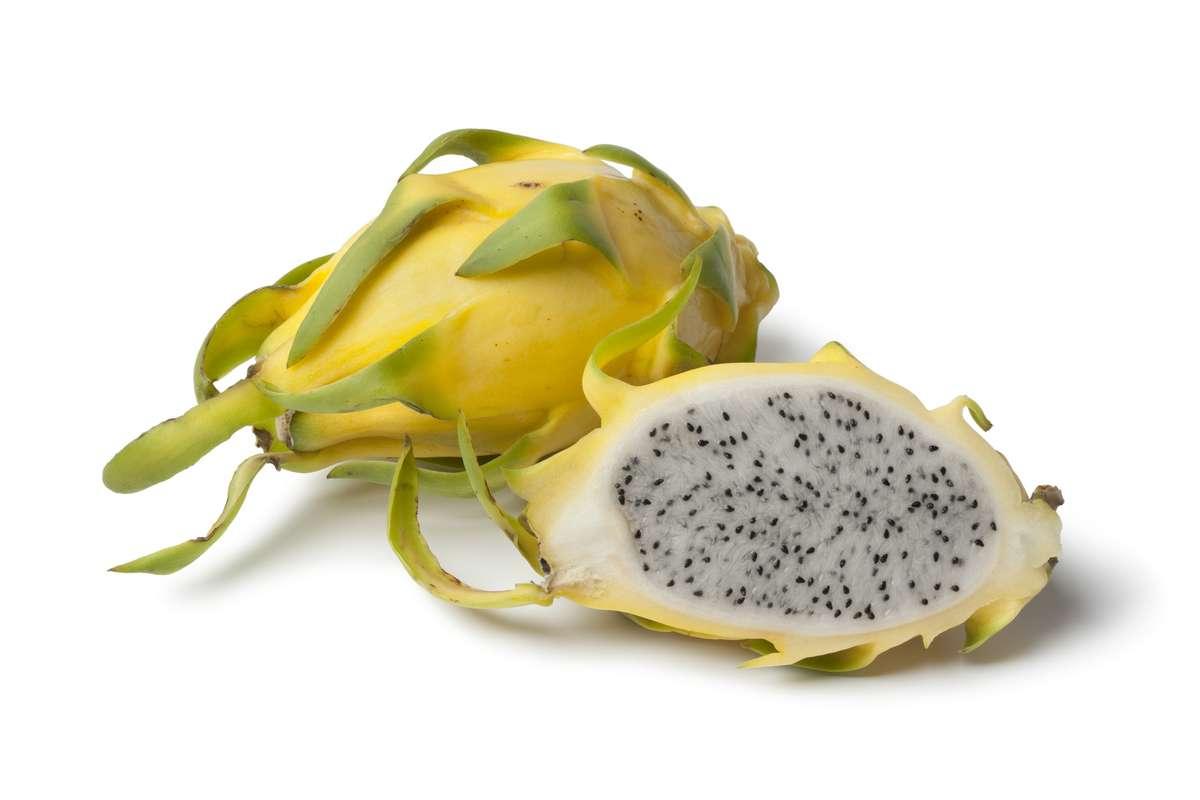 Pitaya jaune, Israël