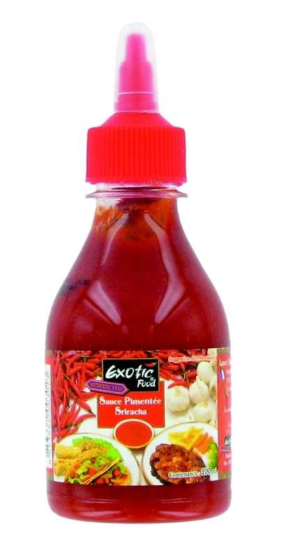 Sauce pimentée exotique, Sriracha (20 cl)