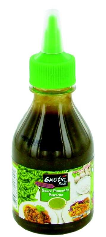 Sauce pimentée Sriracha piment vert (20 cl)
