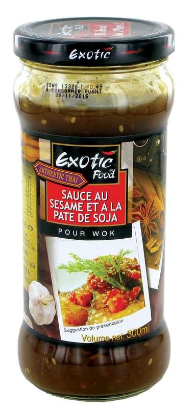 Sauce au sésame et à la pate de soja, Exotic food (300 ml)