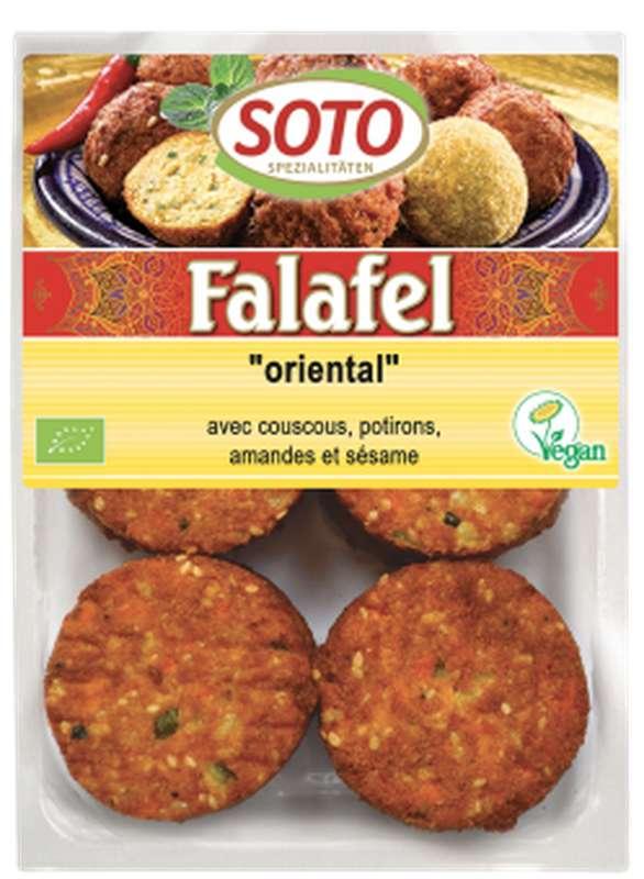 Falafel oriental BIO, Soto (x 8, 220 g)