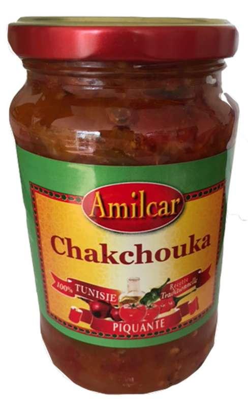 Chakchouka piquante, Amilcar (350 g)