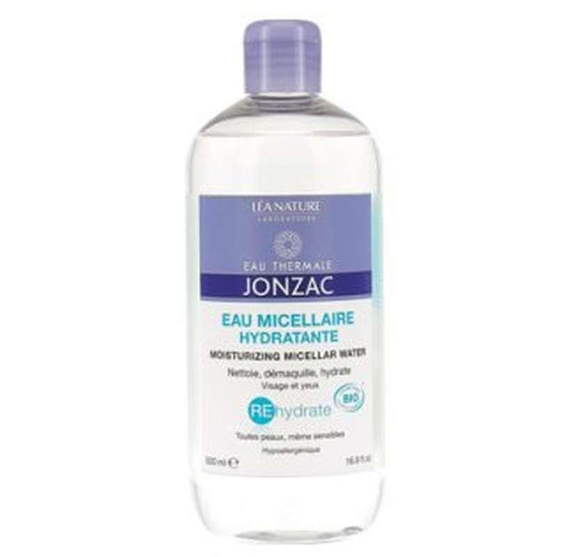 Eau micellaire hydratante REhydrate BIO, Eau thermale Jonzac (500 ml)