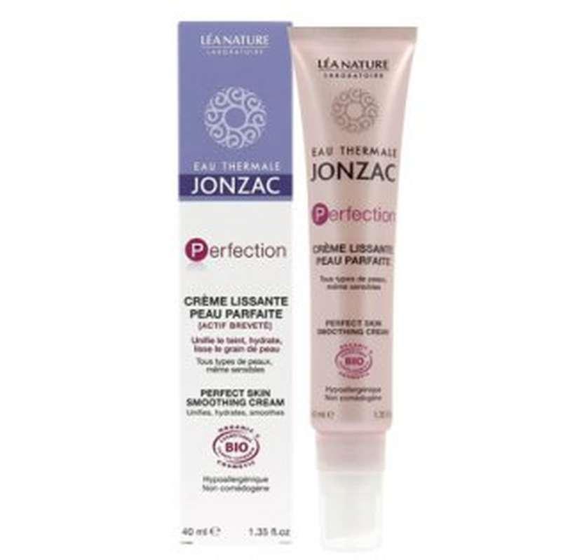 Crème lissante peau parfaite PERFECTION BIO, Eau thermale Jonzac (40 ml)