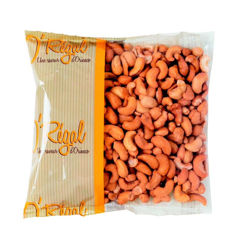 Noix de cajou frites, Orienco (500 g)