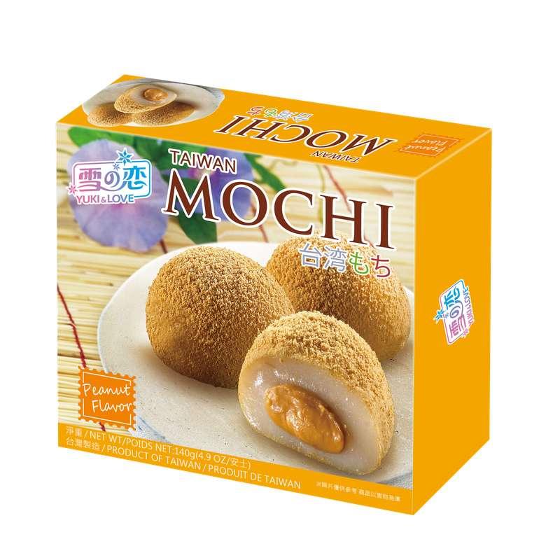 Mochi à la cacahuète, Yuki&Love (140 g)