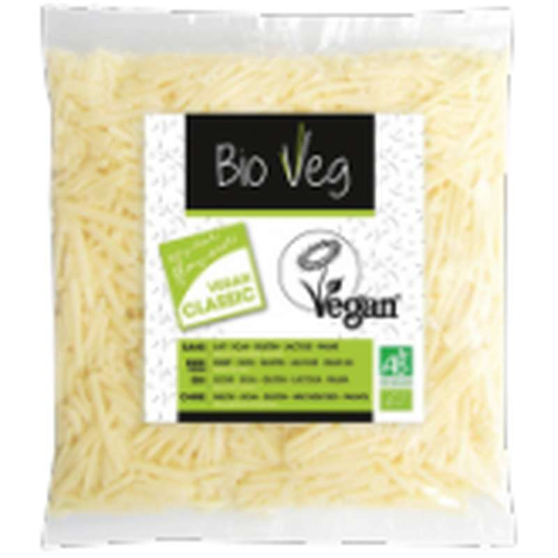 Râpé vegan classic, Bio Veg (150 g)