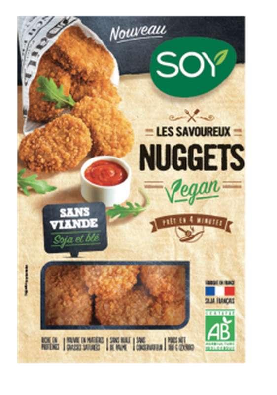 Nuggets vegan BIO, Soy (x 6, 170 g)