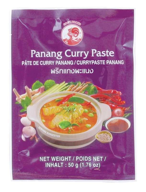 Pâte de curry panang, Cock (50 g)