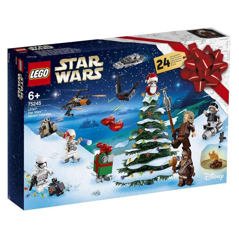 Calendrier de l'avent Star Wars, Lego