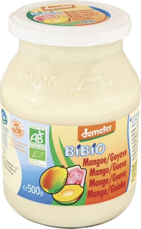 Bibio mangue goyave BIO, Öma (500 g)