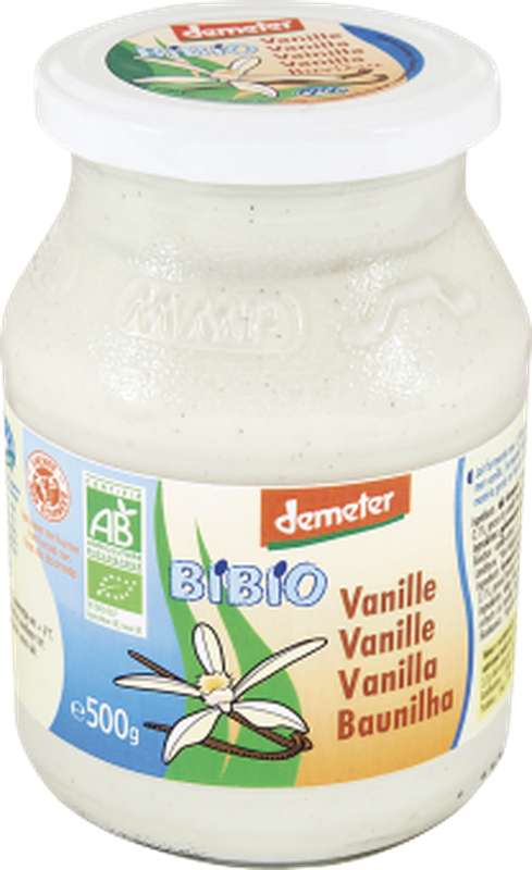 Bibio vanille BIO, Öma (500 g)