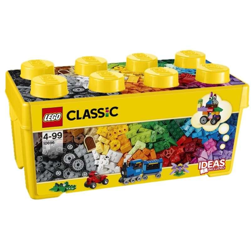 La boite de briques créatives, Lego