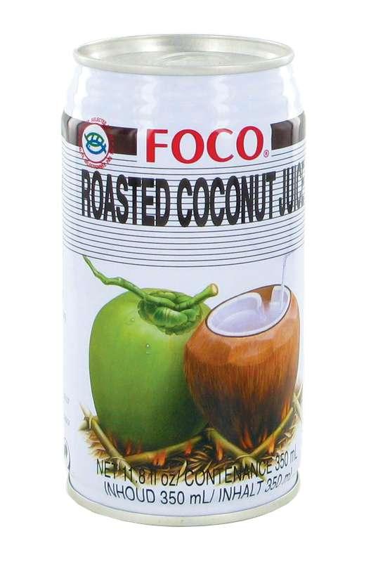 Boisson à la noix de coco grillée, Foco (35 cl)