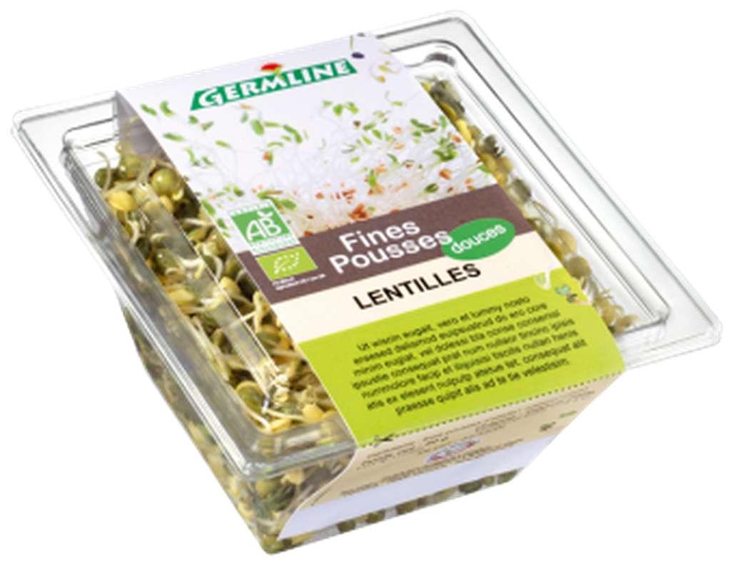 Lentilles BIO, Germline (100 g)