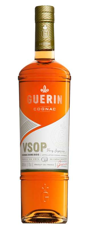 Cognac Guérin VSOP, Guerin Frères (70 cl)