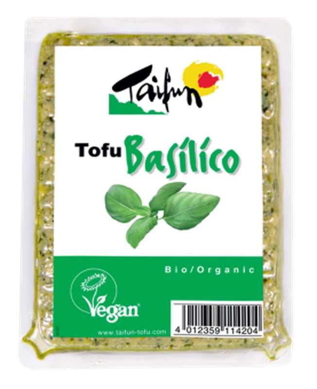 Tofu basilico, Taifun (200 g)