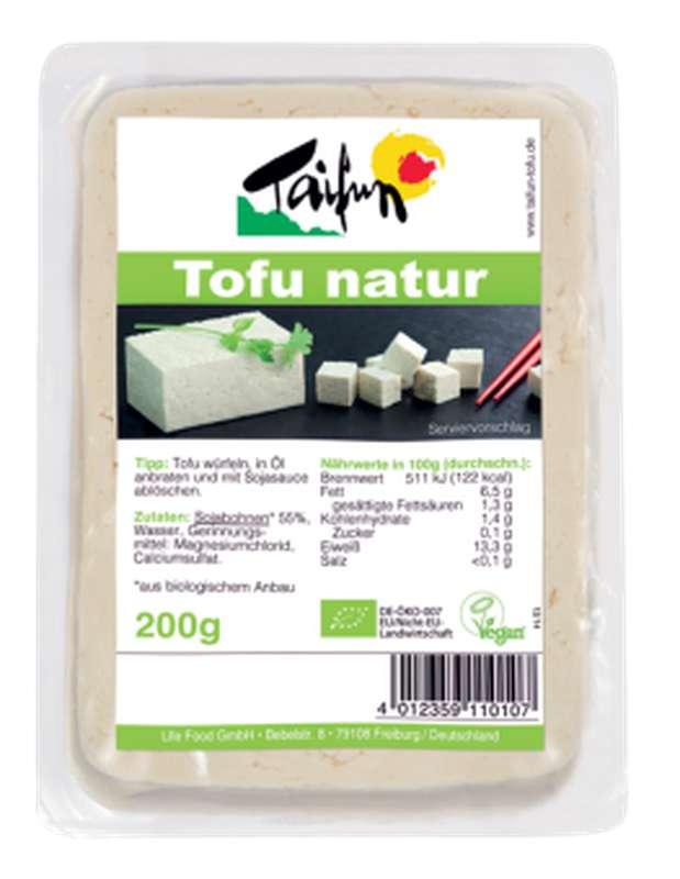 Tofu BIO, Taifun (200 g)