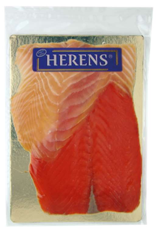 Assortiment 2 saumons BIO, Herens (120 g)