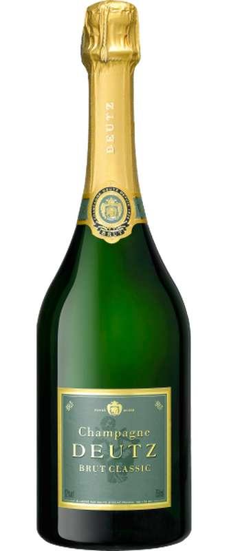 Champagne brut classic, Deutz (75 cl)
