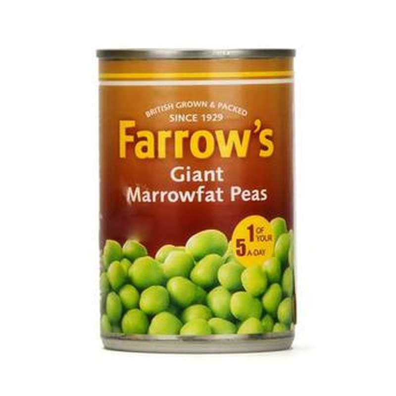 Petits pois géants, Farrow's (300 g)