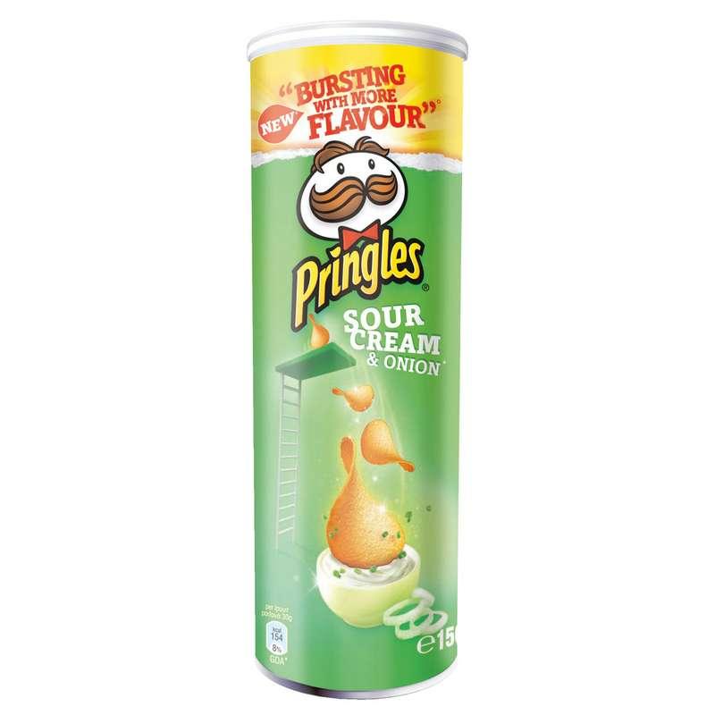 Pringles Crème Oignons (175 g)
