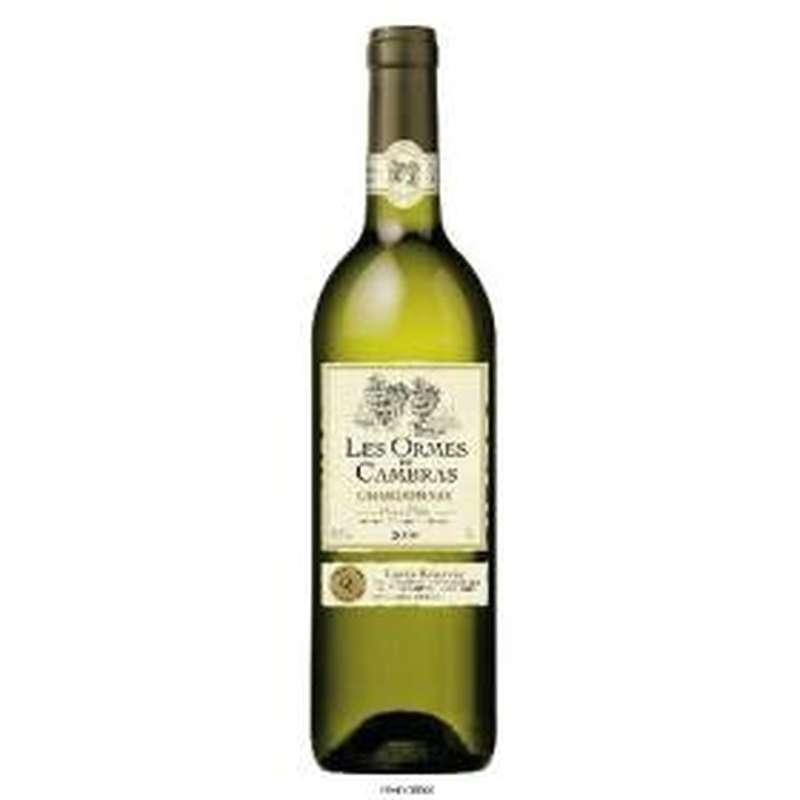 Chardonnay Blanc Pays d'Oc Ormes De Cambras (75 cl)