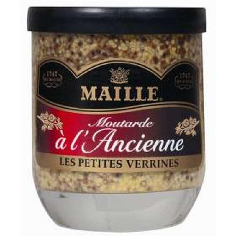 Moutarde à l'ancienne, Maille (160 g)