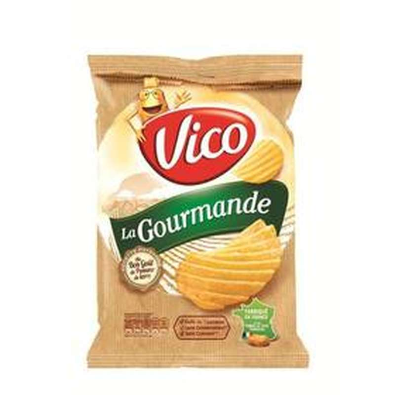 Chips La gourmande, Vico (120 g)