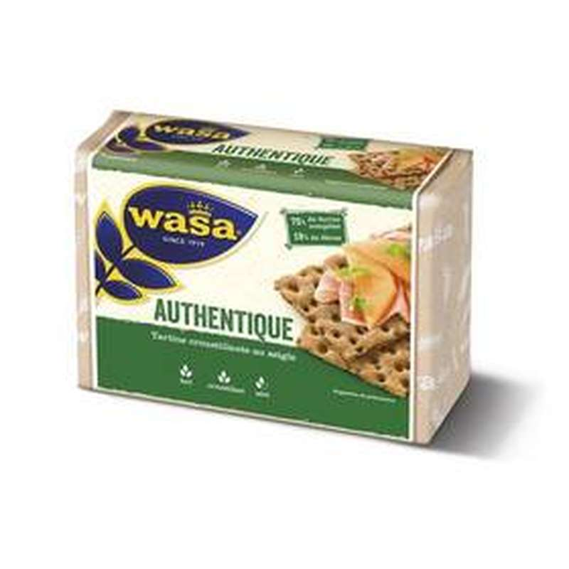 Wasa authentique (275 g)