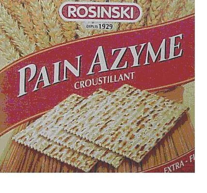 Pain Azyme, Rosinski (450 g)