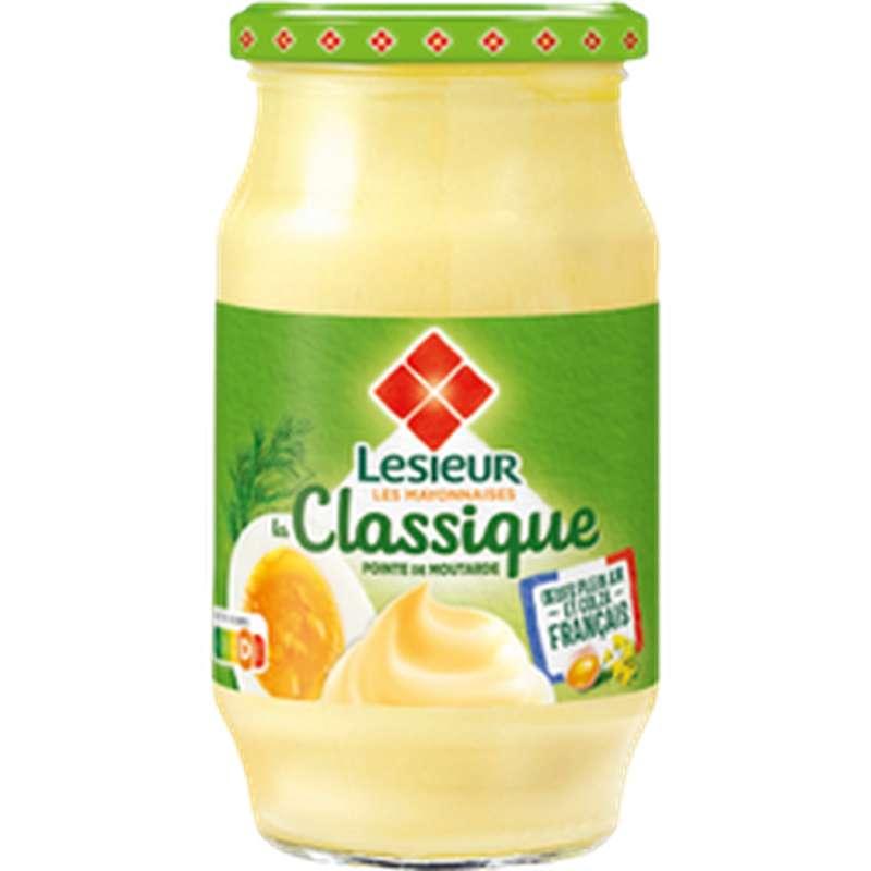 Mayonnaise classique, Lesieur (475 g)