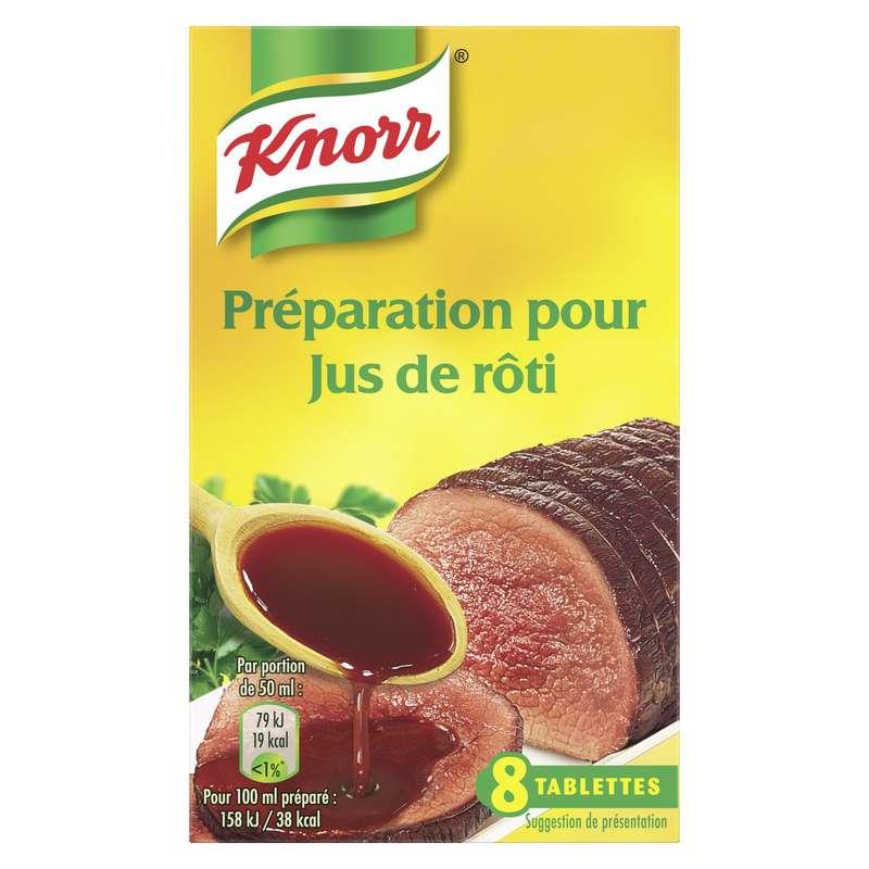 Préparation culinaire Jus de rôti, Knorr (72 g)