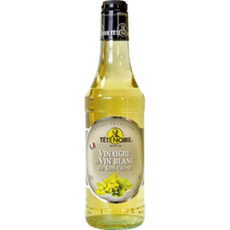 Vinaigre de vin blanc, Tête Noire (50 cl)